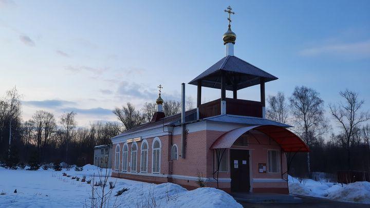 В одном из самых маленьких храмов области состоялся престольный праздник