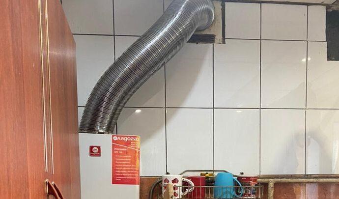 Три человека отравились угарным газом в Болохово