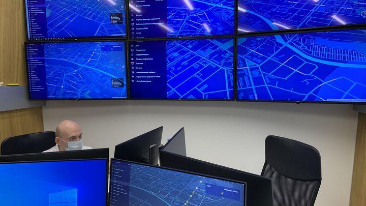 В Туле работает один из первых в России умных комплексов для контроля городской инфраструктуры