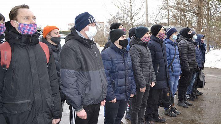 Тульскую молодёжь научат маскировке и порядку хранения оружия