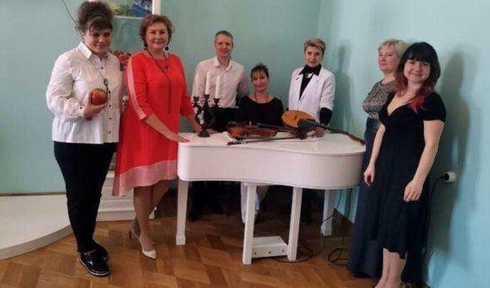 Музыкальная гостиная распахнула свои двери в усадьбе Мосоловых
