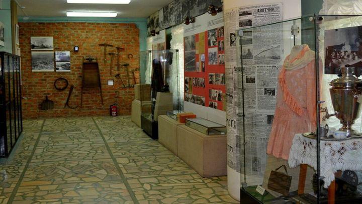 Новомосковскому историко-художественному музею 55 лет