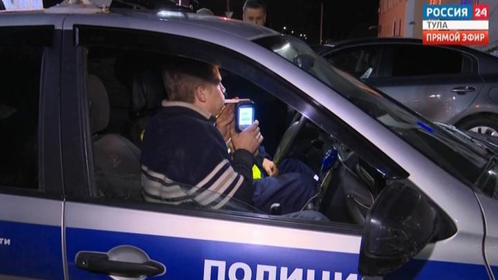 В России могут ужесточить наказание за вождение в пьяном виде