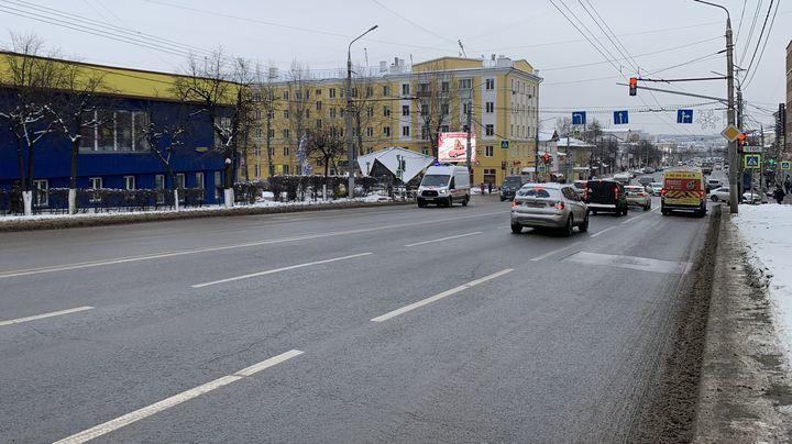 В Туле капитально отремонтируют улицы Металлургов и Октябрьскую