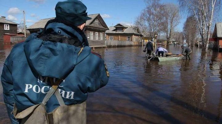 Спасатели посоветовали тулякам застраховать имущество перед паводком