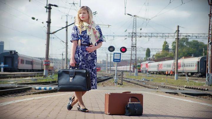 В день рождения пассажира железнодорожники дарят подарки