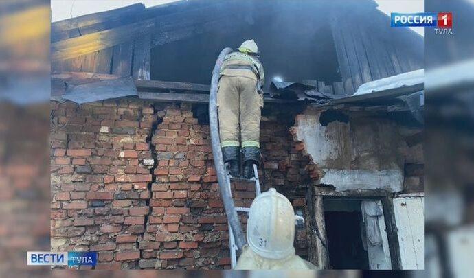 На пожаре в селе Пришня погиб мужчина