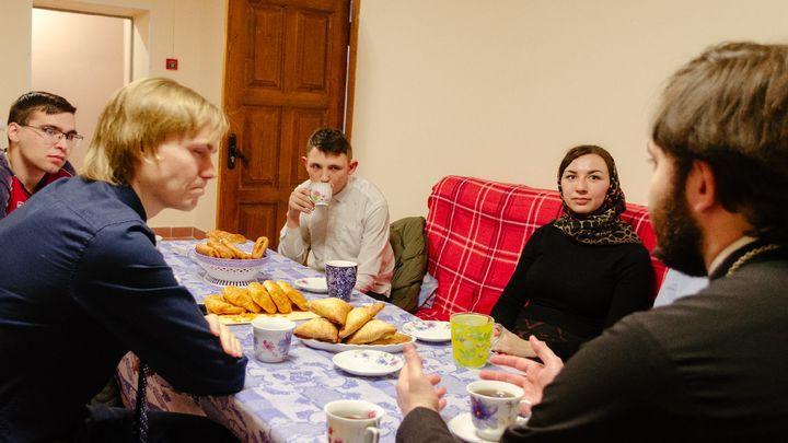 В Ефремове создали молодёжный православный клуб