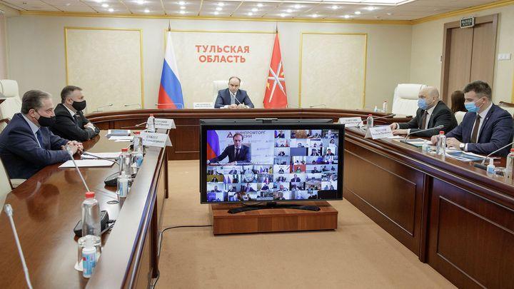 В столице состоялось заседании комиссии Госсовета РФ по направлению «Промышленность»