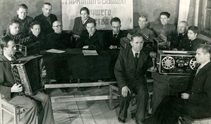 Сегодня день рождения тульского радио