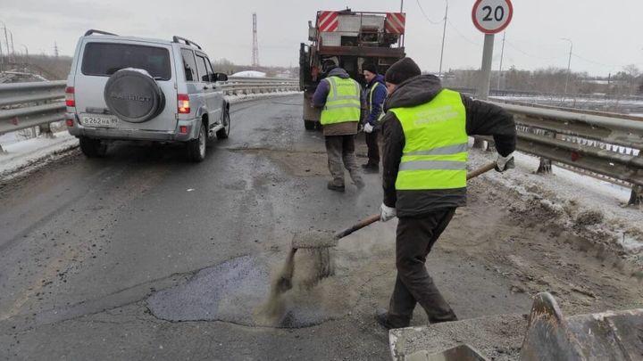 Более 100 миллионов рублей Тульская область получит на ремонт дорог