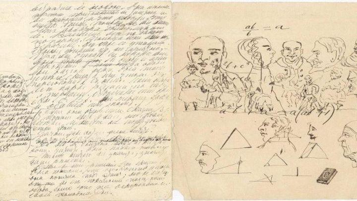 В «Ясной Поляне» на выставке к 100-летию представят рукописи Льва Толстого