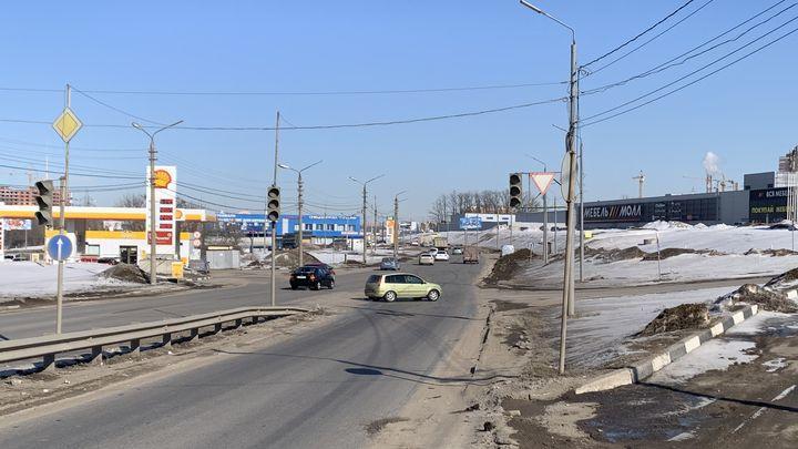 Поворот не туда: на Рязанской в Туле изменена схема движения