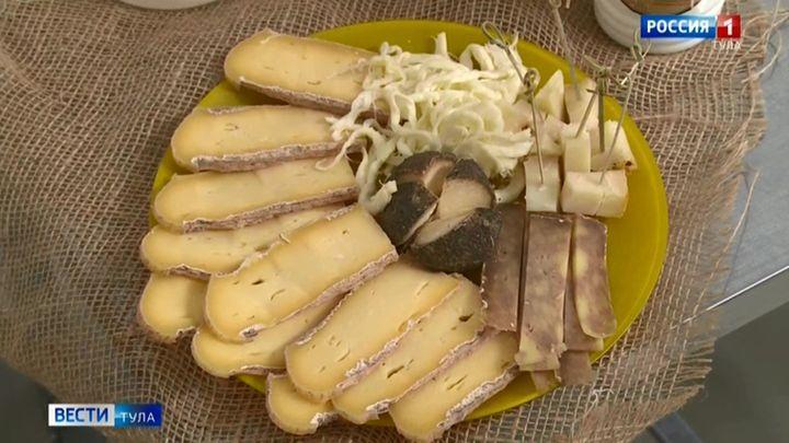 Тульские фермеры научились делать знаменитые сорта сыра