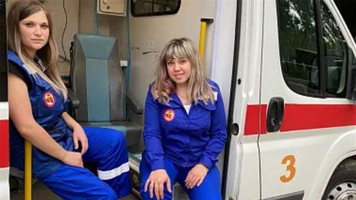 В Болохове бригада скорой спасла жизнь девочке, проглотившей шарики