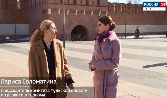 Интервью. Лариса Соломатина