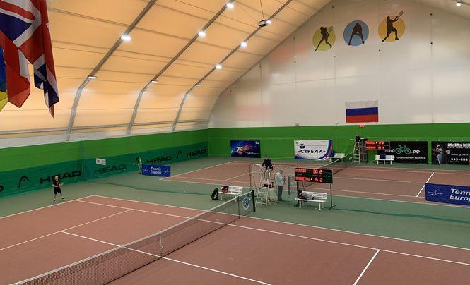 В Туле проходит международный теннисный турнир Samovar Cup 2021