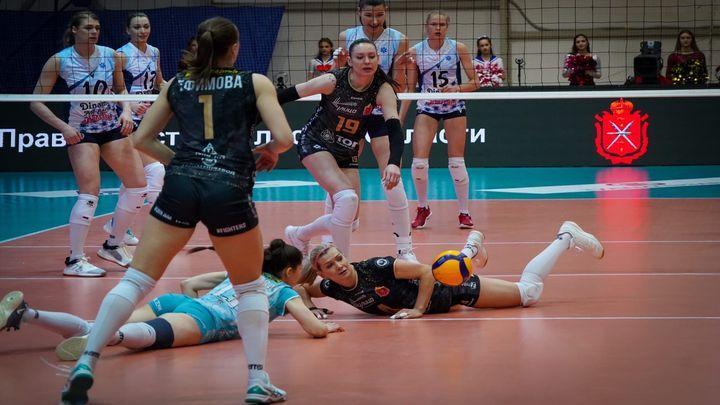 «Тулица» не попала в финальный этап чемпионата Суперлиги