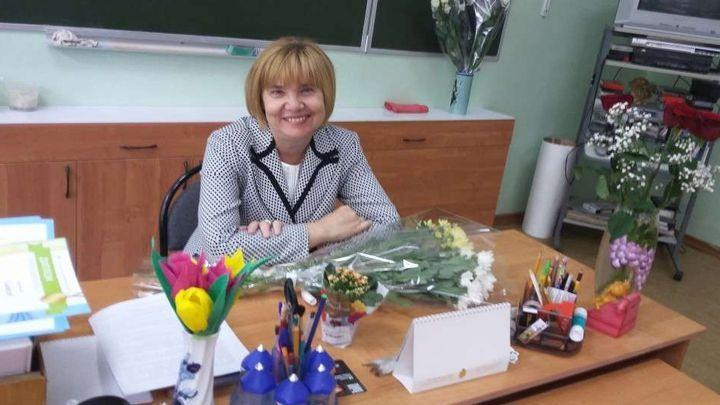 Заслуженный учитель России живет в Новомосковске