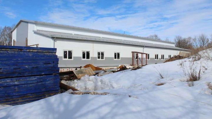 В Венёвском районе начали строительство станции очистки воды