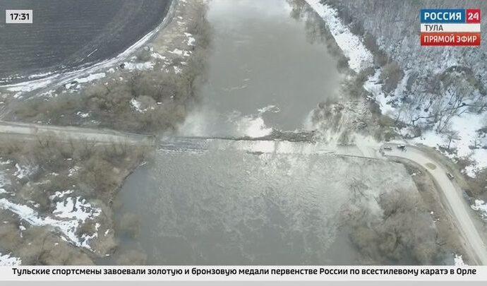 Россия 24 Тула. Эфир от 06.04.2021