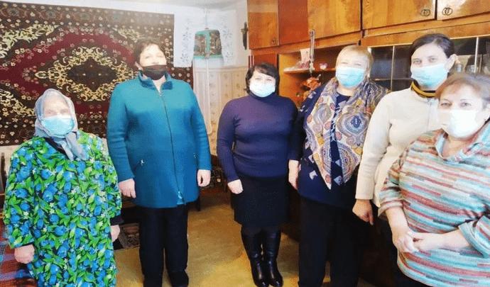 Вековой юбилей отметила жительница Богородицкого района