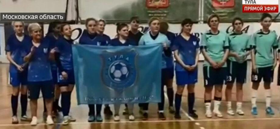 Мини-футбольный клуб «Тула» победил на турнире в Пущино