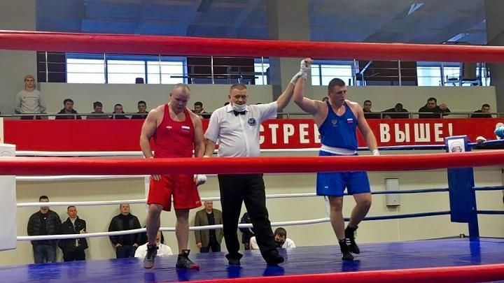 Тульские боксёры завоевали три бронзовые медали на чемпионате ЦФО