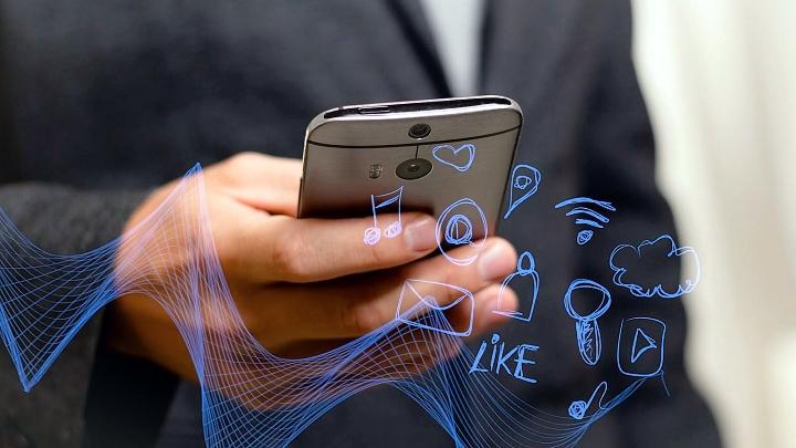 Ростелеком, интернет, смартфон, точка Wi-Fi доступа