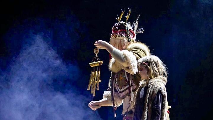 Международный фестиваль молодёжных театров GingerFest в Туле