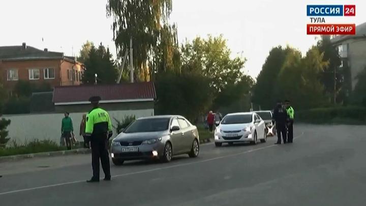 В Туле за сутки выявили более 100 авто с чрезмерной тонировкой