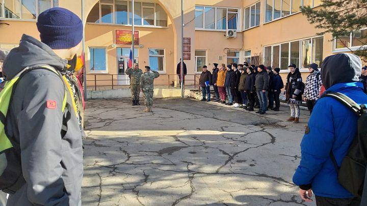 Юных туляков подготовят к армии