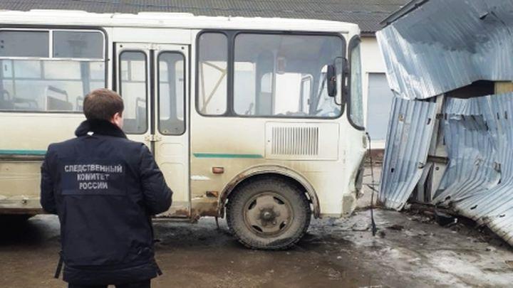 Следователи начали проверку по факту ДТП с автобусом в Туле