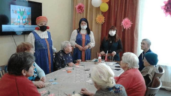 В Богородицке начали готовиться к Пасхе