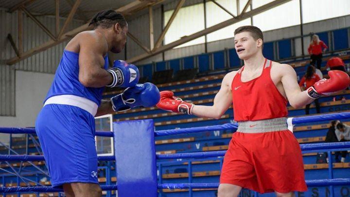 Тимур Гамзатов - победитель международного турнира в Сербии