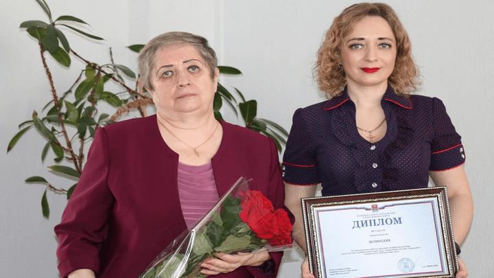 114 лет на всю семью: в Новомосковске чествовали династию педагогов