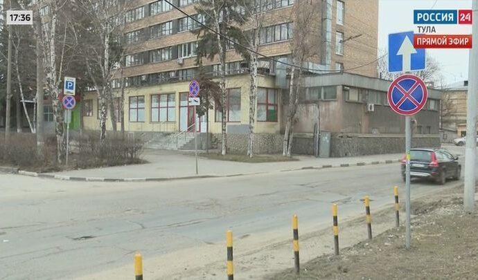 У тульских властей осталось меньше трех недель для приведения в порядок дорог