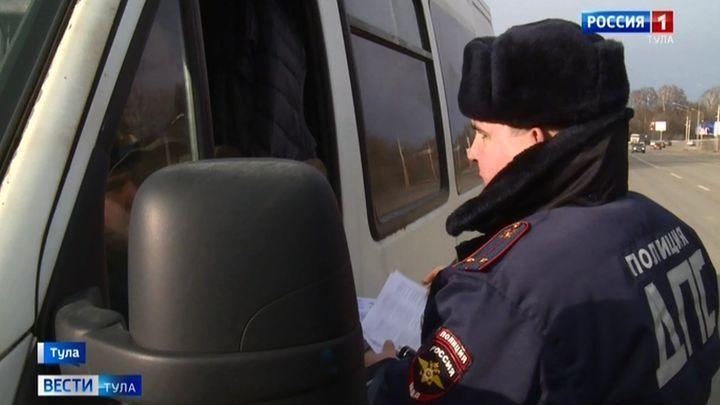 В Туле автобус без тормозов перевозил пассажиров
