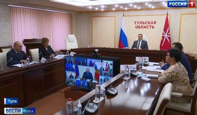 Президент напомнил губернаторам о важности реализации Национальной социальной инициативы