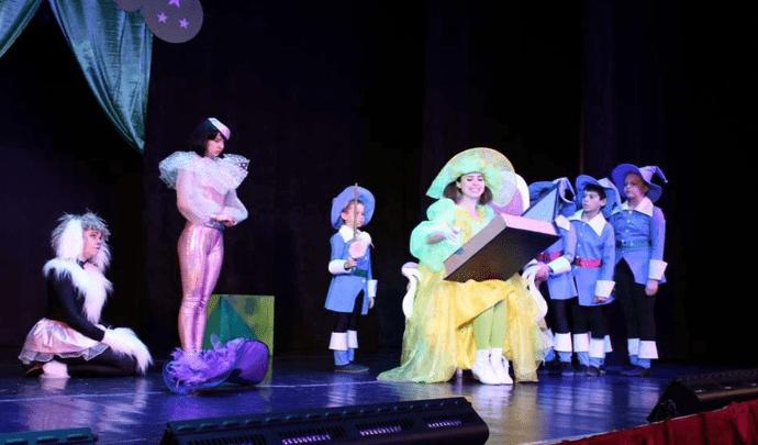В Узловой стартовал фестиваль театрального искусства