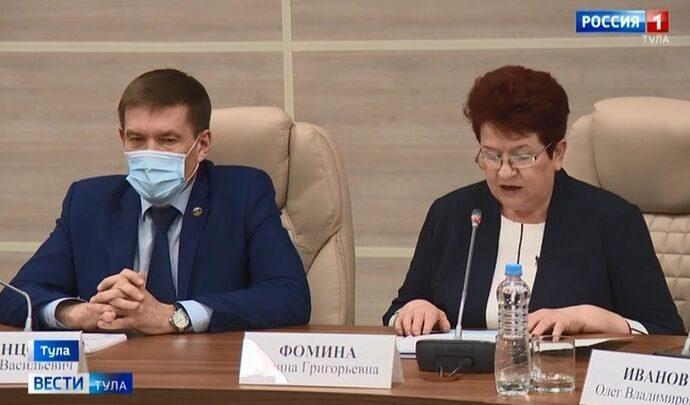 Общественная палата Тульской области подготовит 5000 наблюдателей