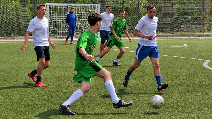 В Туле пройдет футбольный турнир среди педагогических отрядов