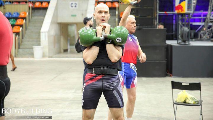 304 подъёма гири позволили кимовчанину стать «Мастером спорта»