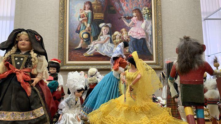 Туляки смогут увидеть кукольный мир Александра Грекова