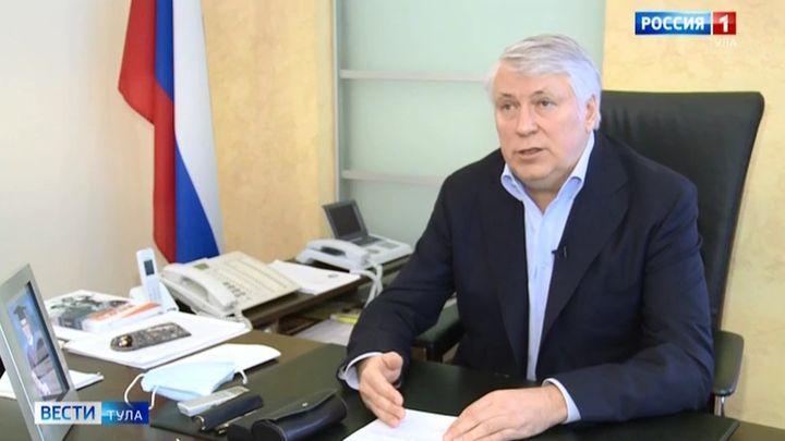Михаил Грязев уходит с поста ректора ТулГУ