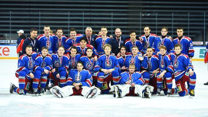 Хоккеисты «Академии Михайлова» представят ЦФО на первенстве страны