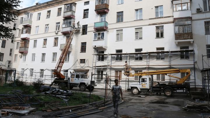 В Новомосковске капитально отремонтируют почти 100 домов