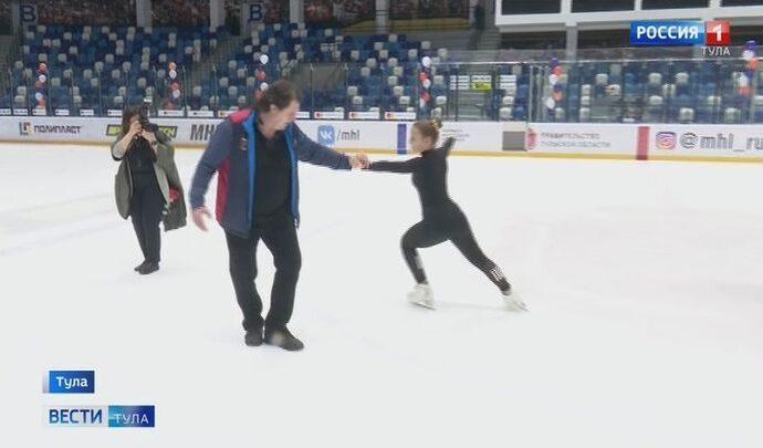 Олимпийский чемпион Артур Дмитриев провел в Туле мастер-класс