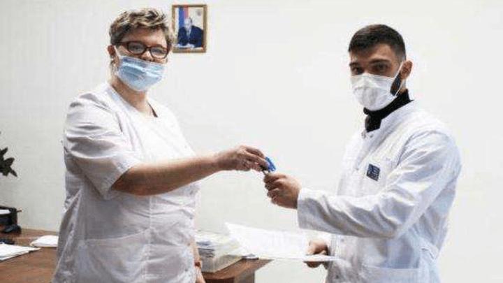 Венёвские медики отпраздновали новоселье