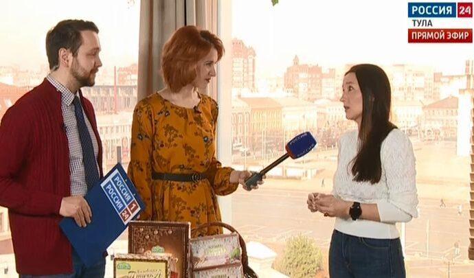 Интервью. Анна Лебедева